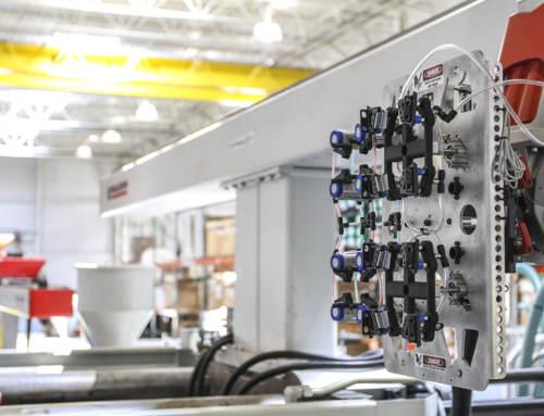 2014 Cincinnati Milacron 5X35 Robot Head
