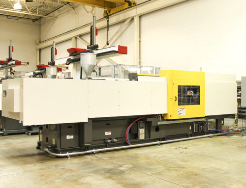 New 385 Ton Cincinnati Milacron Mono Molding Machine