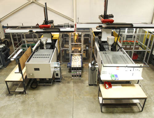 Auto Assembly Capable With Our Cincinnati Milacron Machines