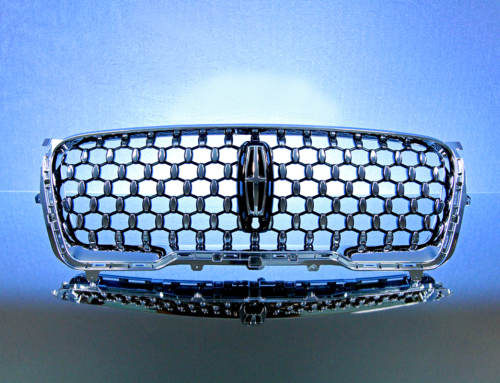 Ford Lincoln Grille